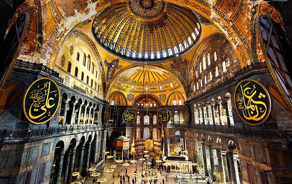 hagia sophia, istanbul turkey | travel | @projectinspo