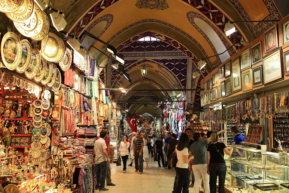 istanbul grand bazaar | turkey | travel | @projectinspo