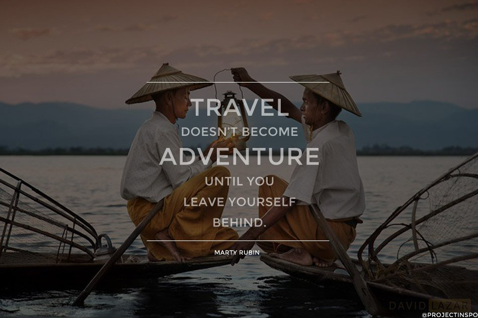 Merveilleux Travel Inspirational Quote