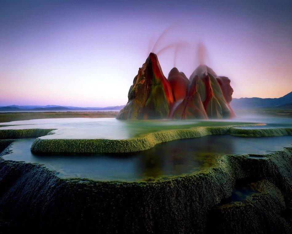 Fly Geyser, Nevada | Travel | @projectinspo