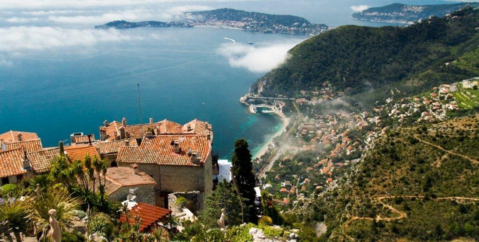 Eze Village, France | Travel | @projectinspo