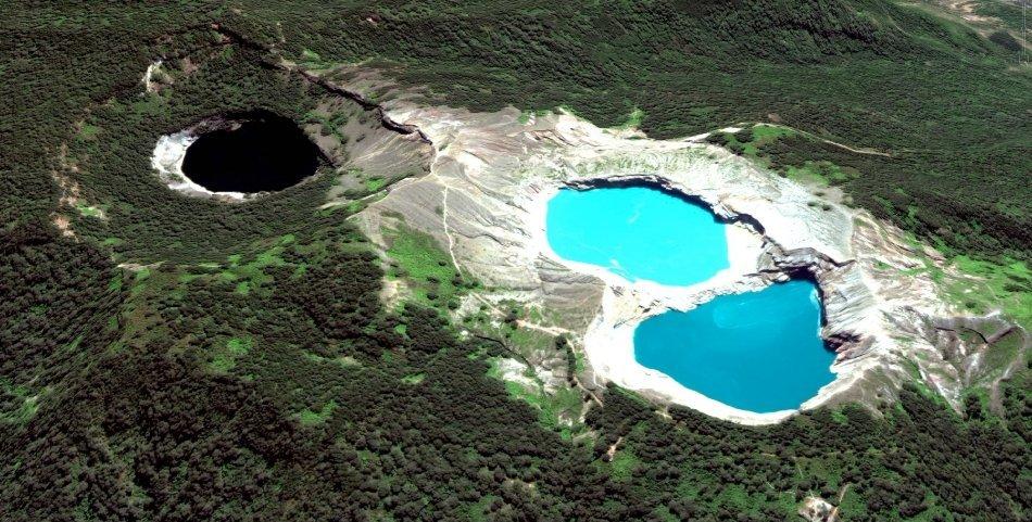 Mt Kelimutu National Park, Indonesia | Travel | @projectinspo