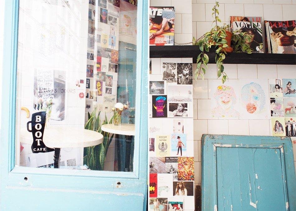 boot cafe - paris - coffee shops