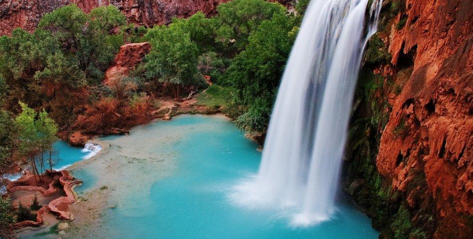 Havasu Falls, Arizona | Travel | @projectinspo