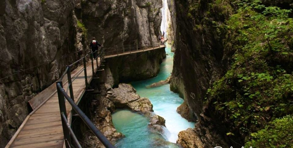 Leutasch Gorge, Germany | Travel | @projectinspo