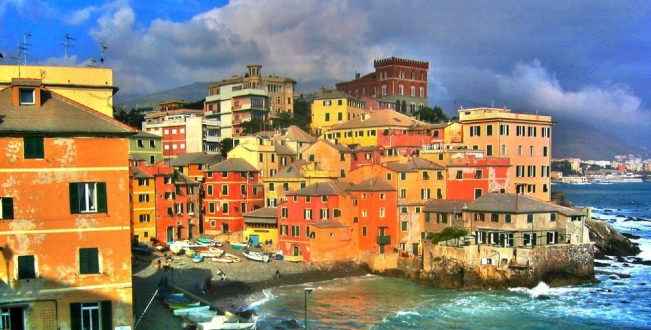 Genoa, Italy | Travel | @projectinspo