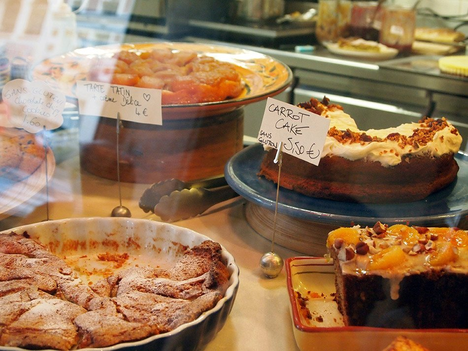soul kitchen cafe baked goods