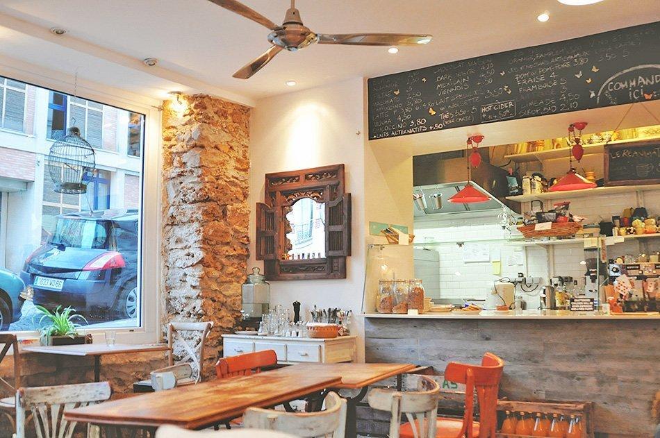 soul kitchen cafe paris