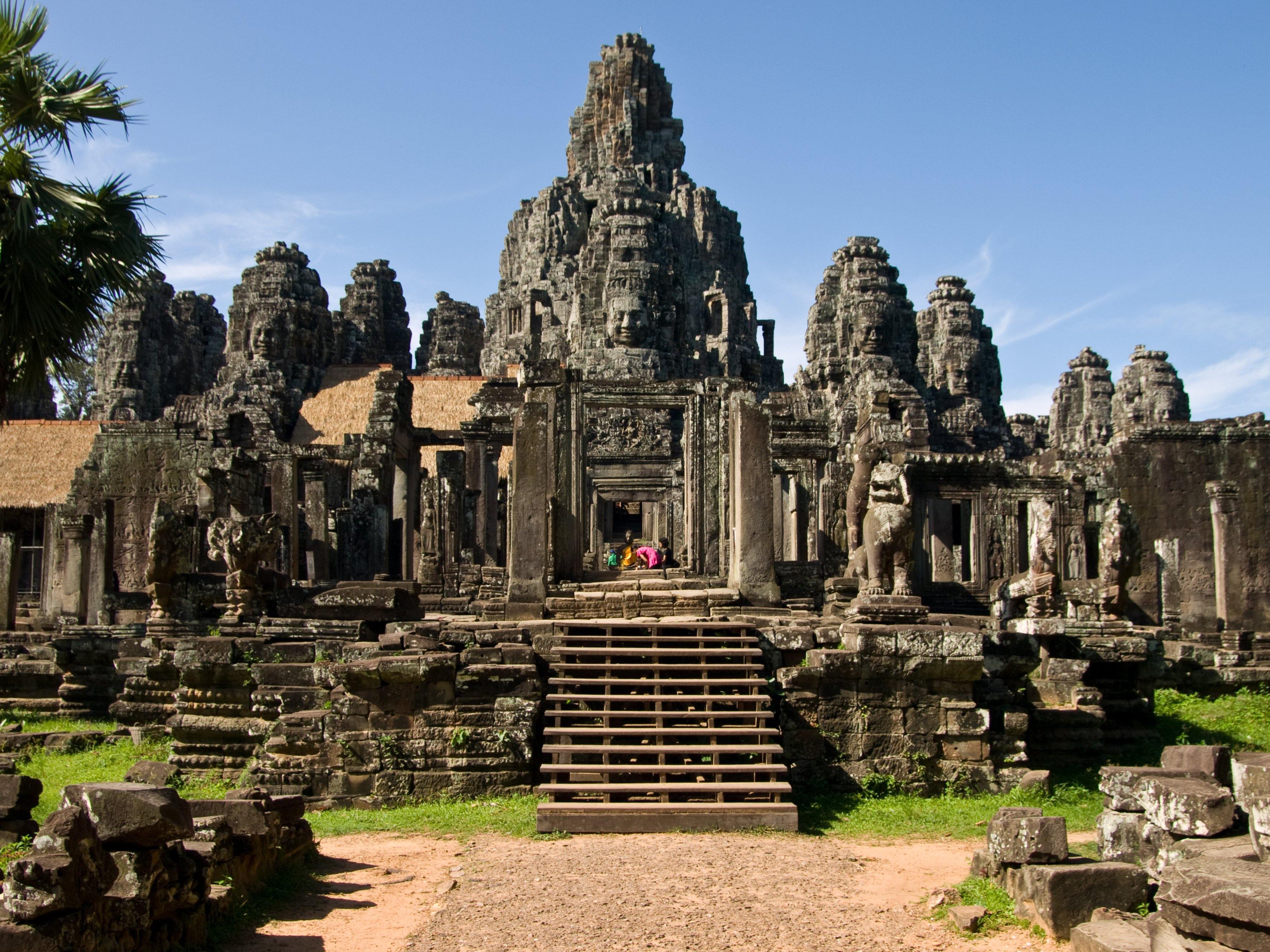 Cambodian life