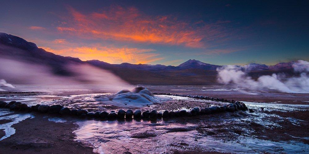 El Tatio Geysers near San Pedro de Atacama, Chile | @projectinspo