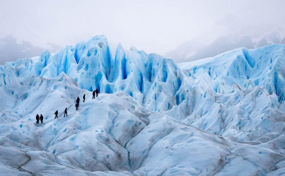 Perito Merino Glacier, Argentina | @projectinspo