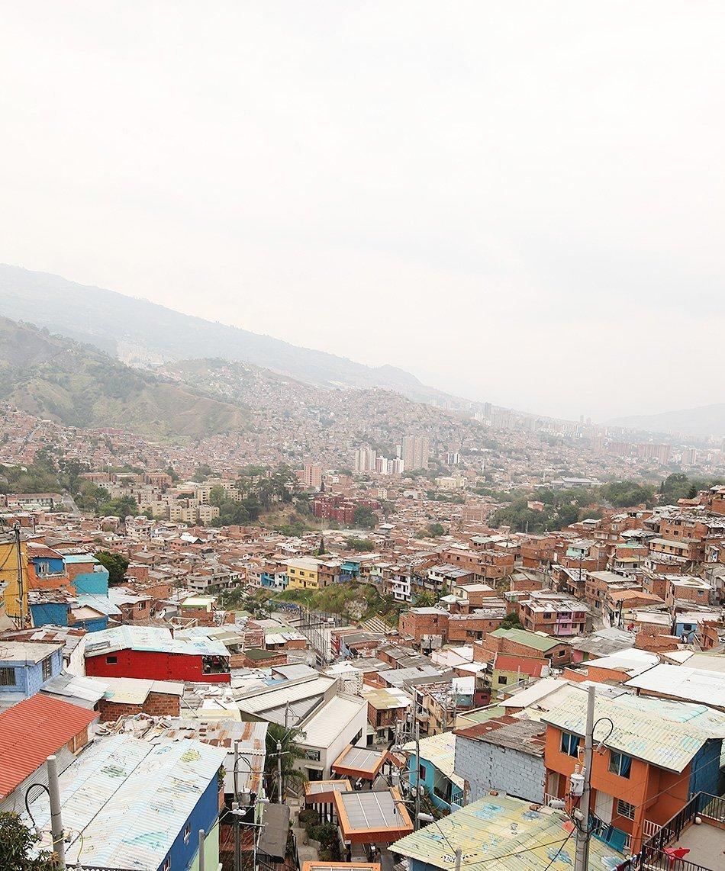 Medellin, Colombia   @PROJECTINSPO