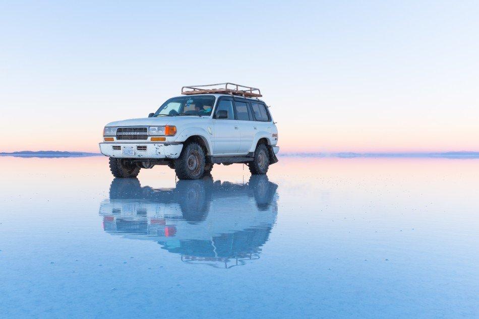 Salar de Uyuni, Bolivia | @projectinspo