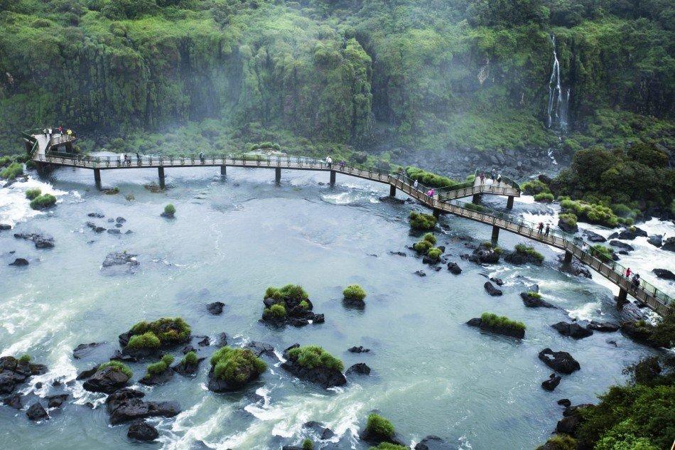 Iguazu Falls | South America | @projectinspo
