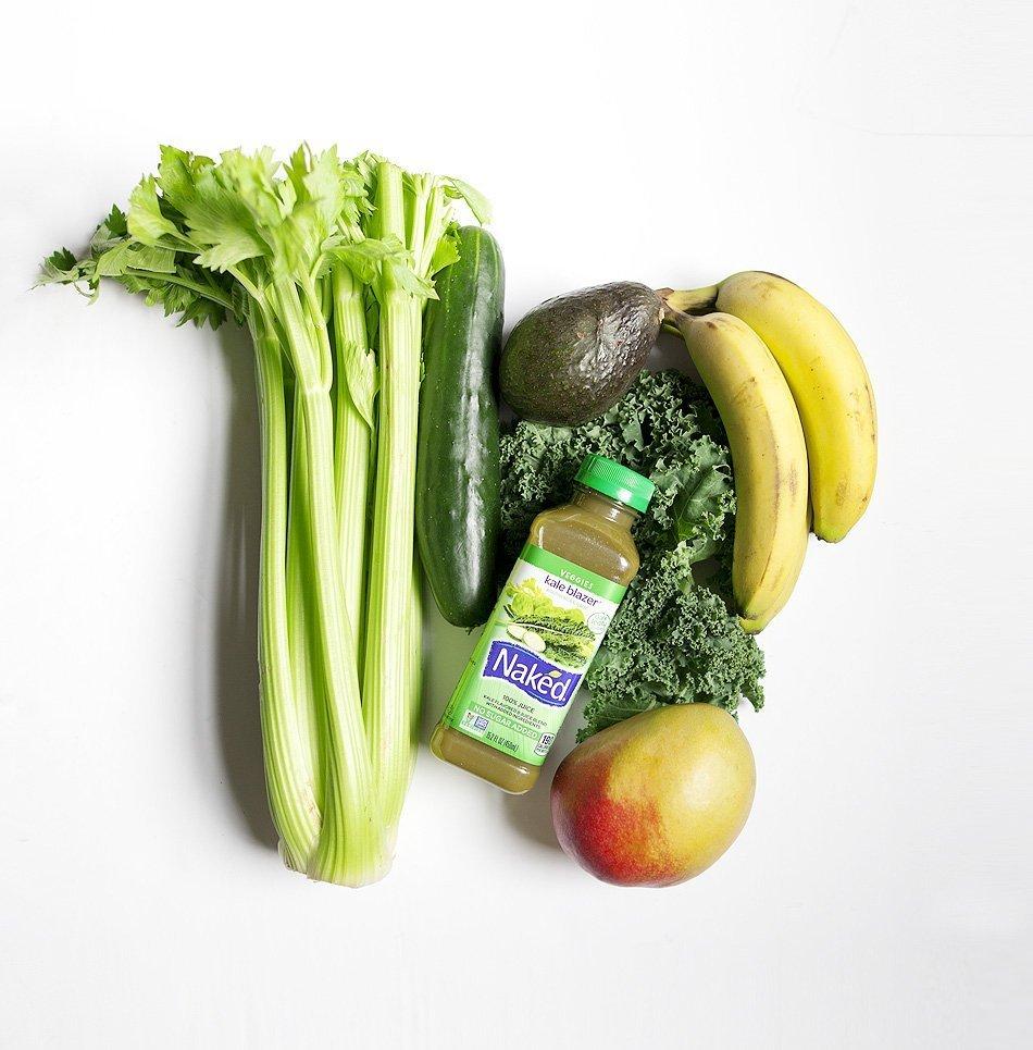 naked juice kale blazer