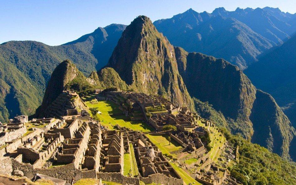 Machu Picchu | @projectinspo