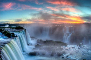 Iguazu Falls | South America | @projectinspo