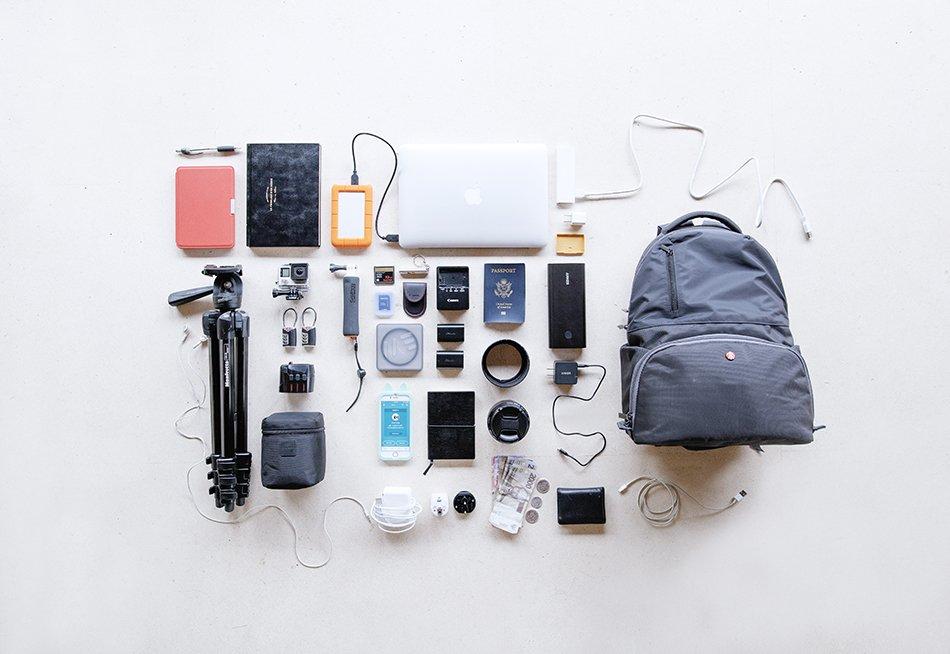 travel electronics   @projectinspo