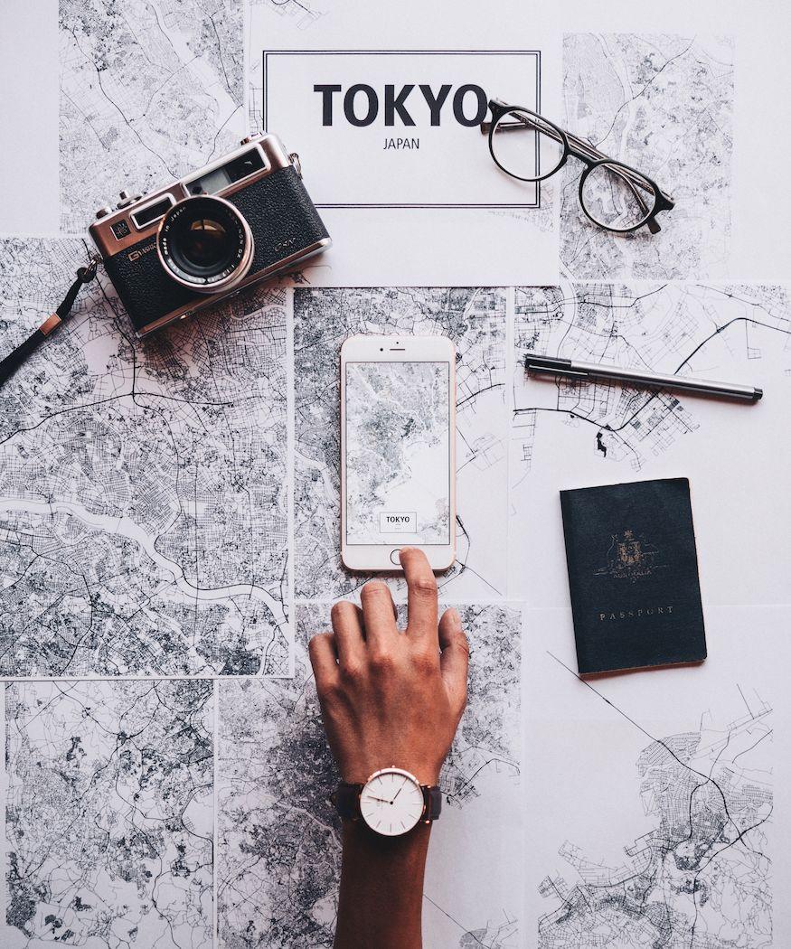 Pre-Travel Checklist   @projectinspo