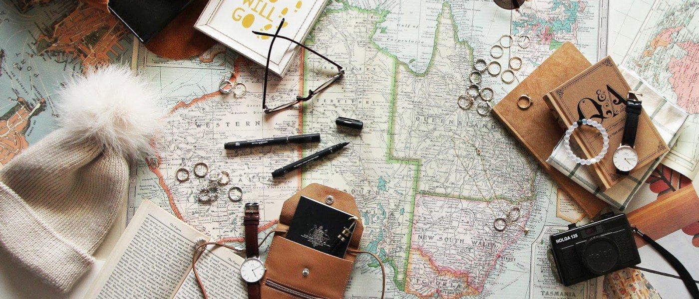 The Ultimate Pre-Travel Checklist | @projectinspo