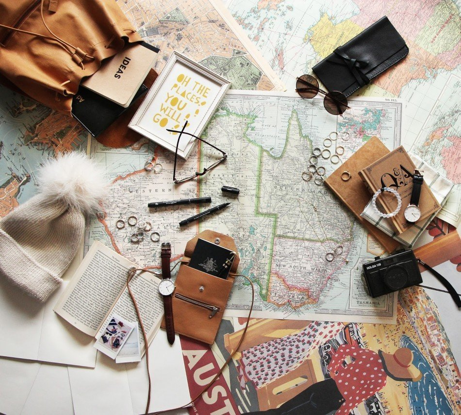 Things To Remember Before Traveling   @projectinspo