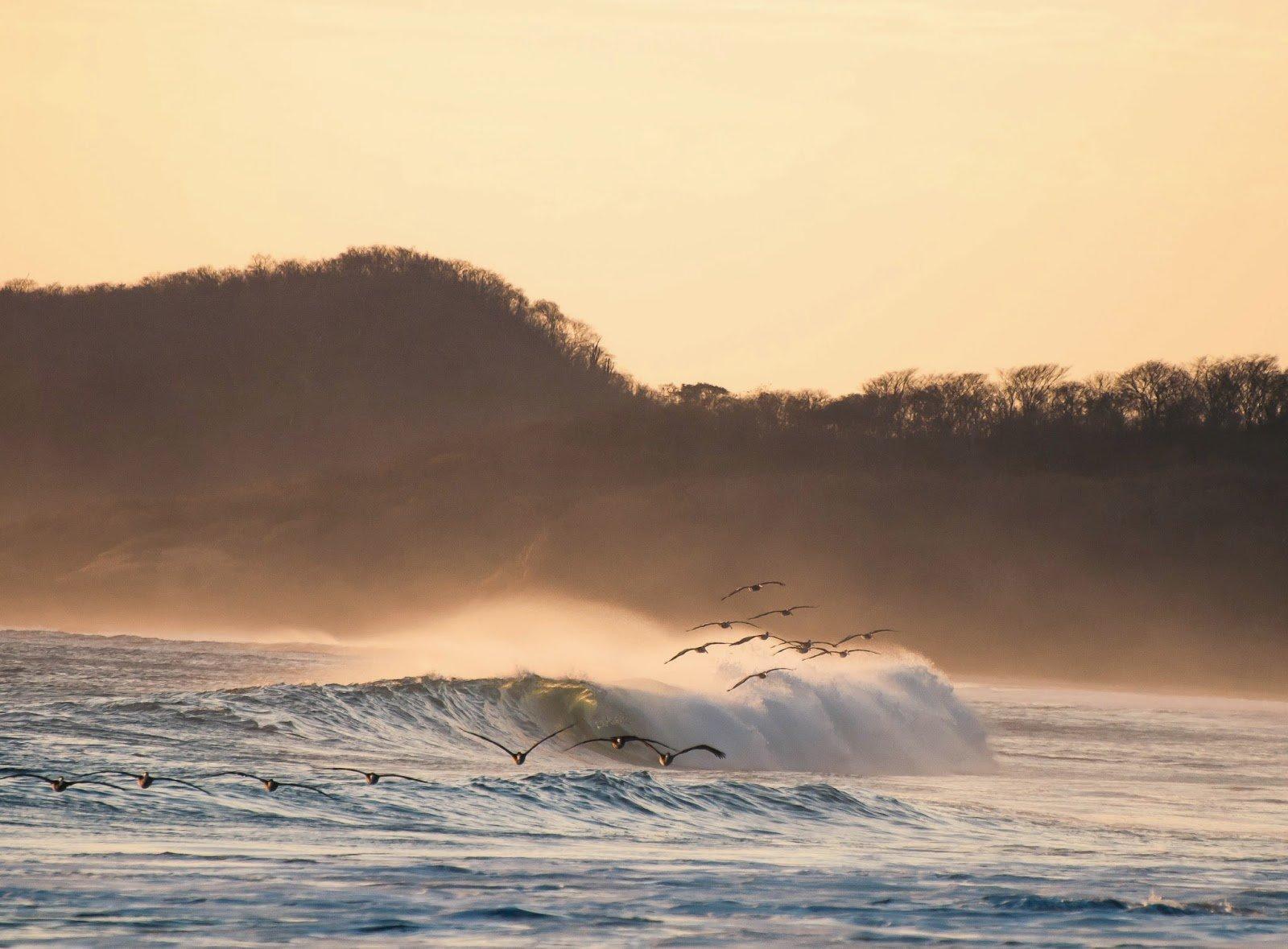 Popoyo Nicaragua Surf