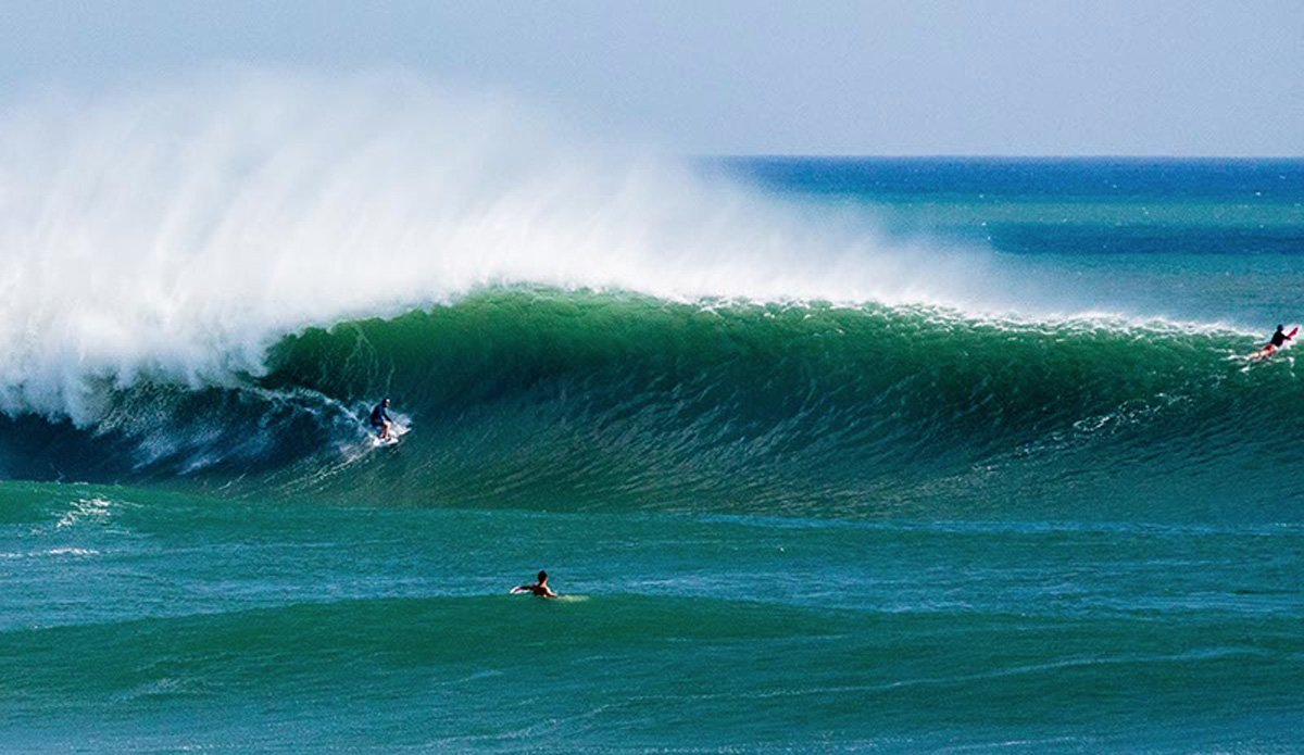 Popoyo Outer Reef | Surfing in Nicaragua