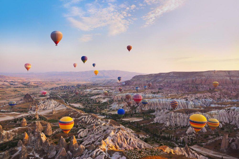 Cappadocia, Turkey | travel | @projectinspo