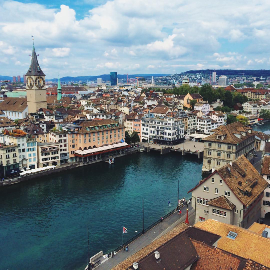 Zurich | Travel | @projectinspo