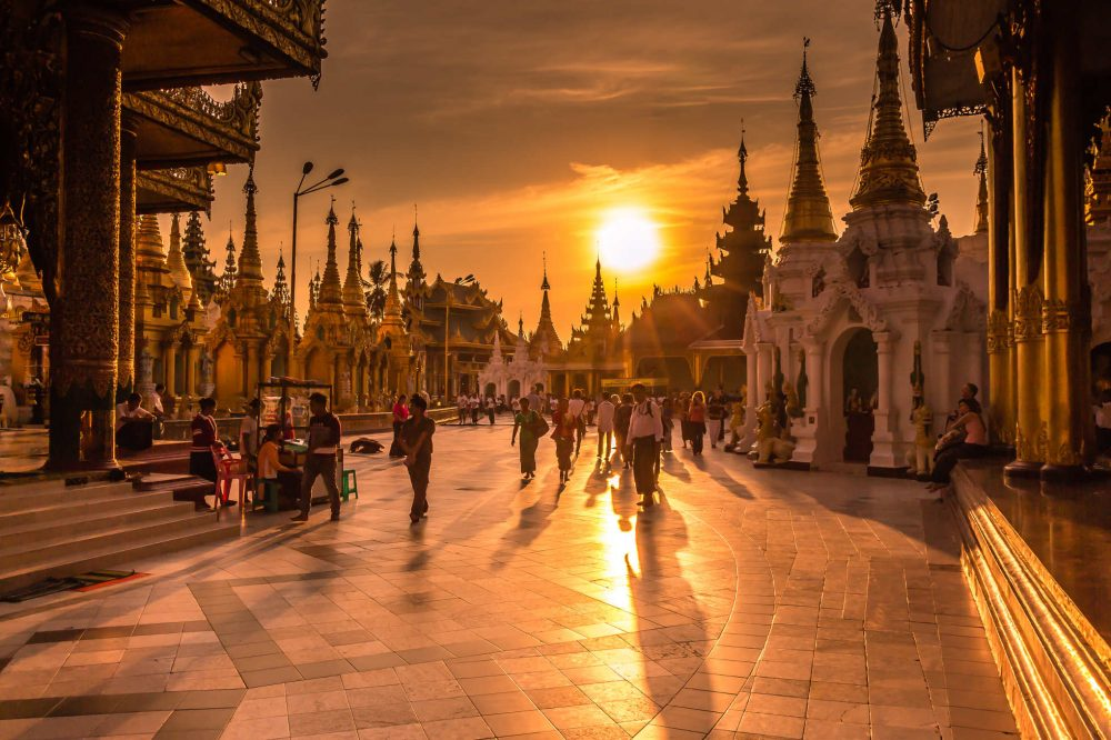 Yangon Myanmar  city photos gallery : Yangon, Myanmar Burma | #Travel | @projectinspo