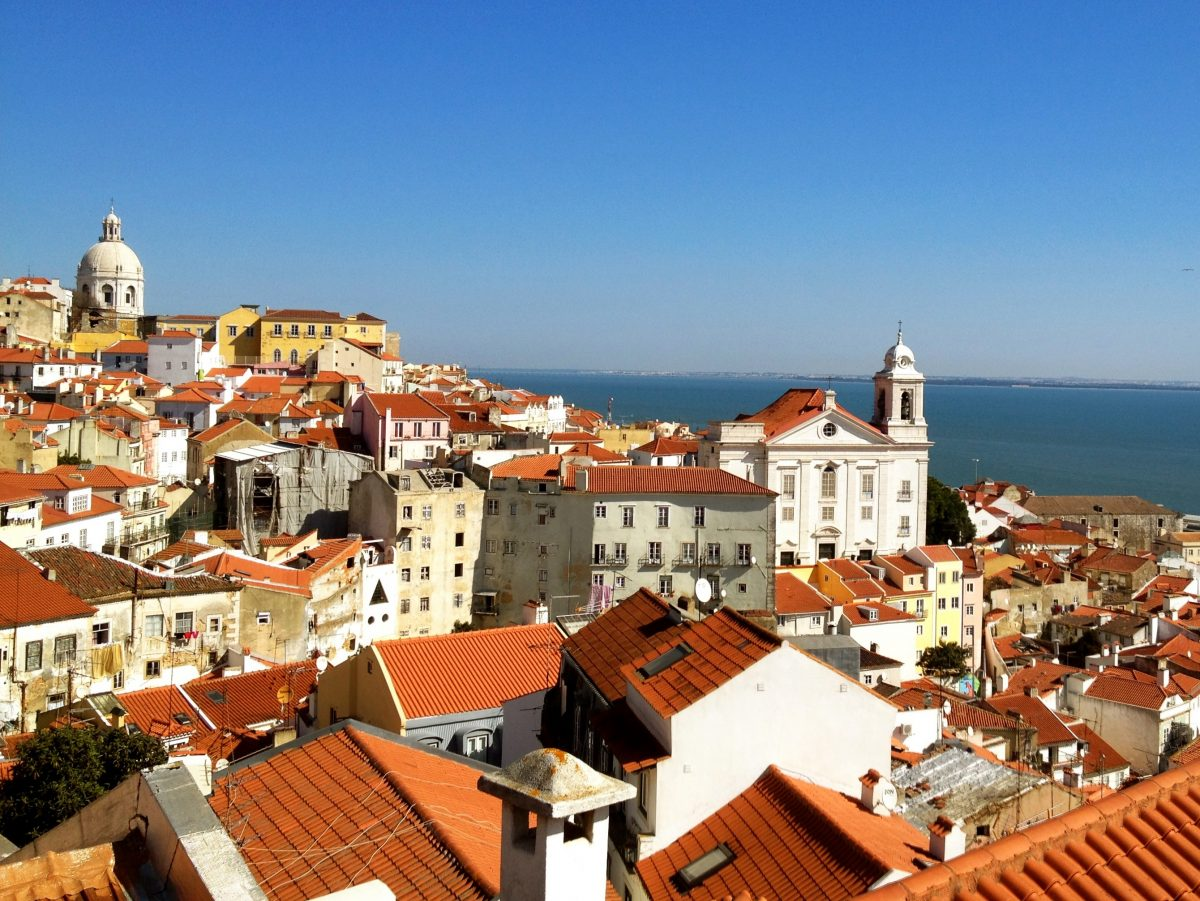Lisbon, Portugal Safest Cities In The World | @projectinspo