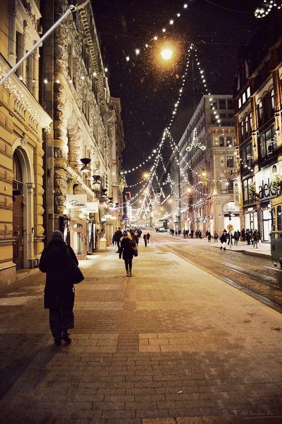 Helsinki, Finland | Safest Cities In The World | @projectinspo