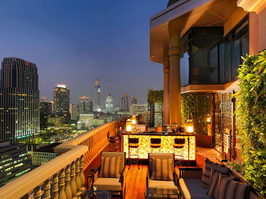 Hotel Muse, Bangkok | Luxury Hotels | @projectinspo