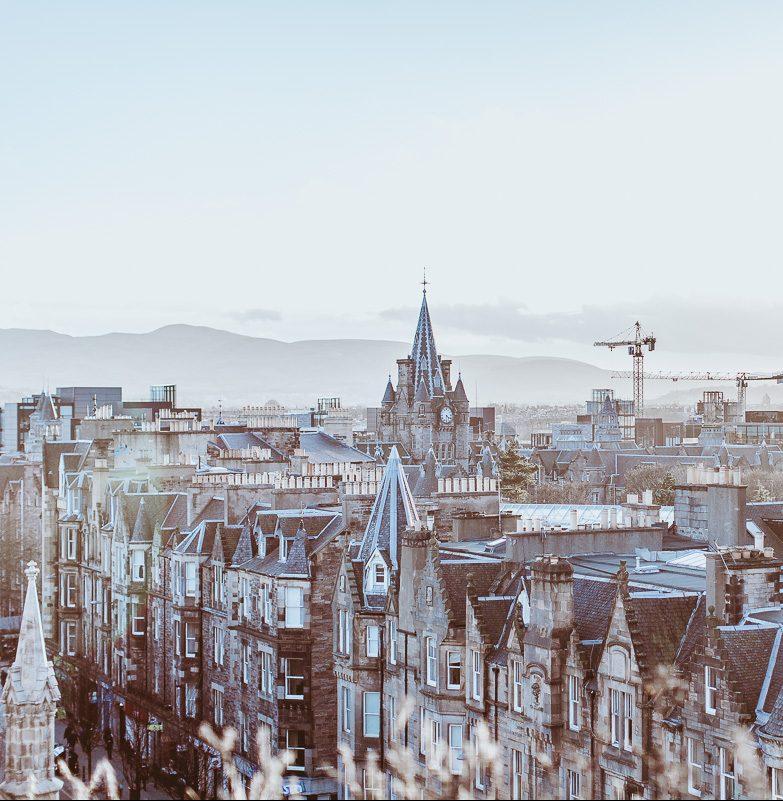 Edinburgh, Scotland | Safest Cities In The World | @projectinspo