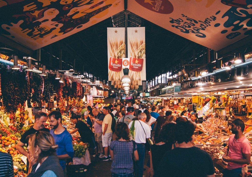 Mercado de La Boqueria | Barcelona