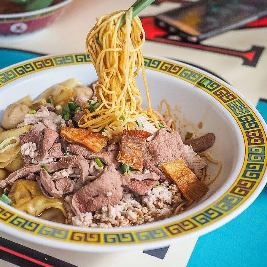 Hill Street Tai Hwa Pork Noodles | Singapore