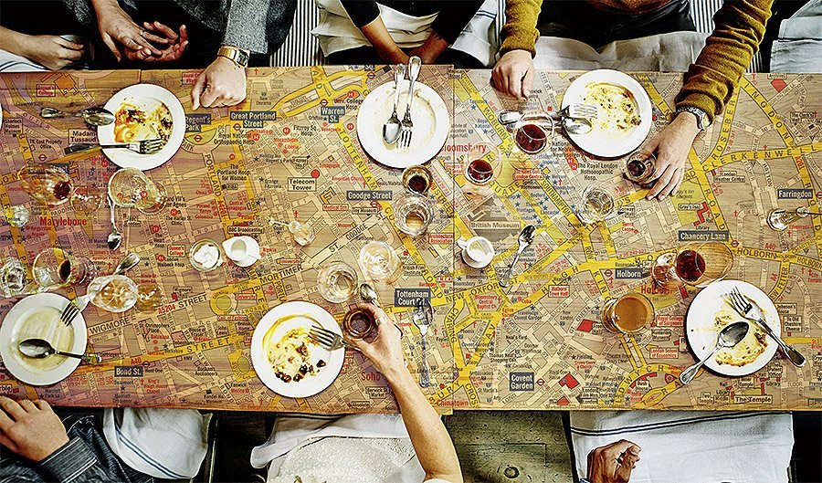 Where to Eat in London | @projectinspo