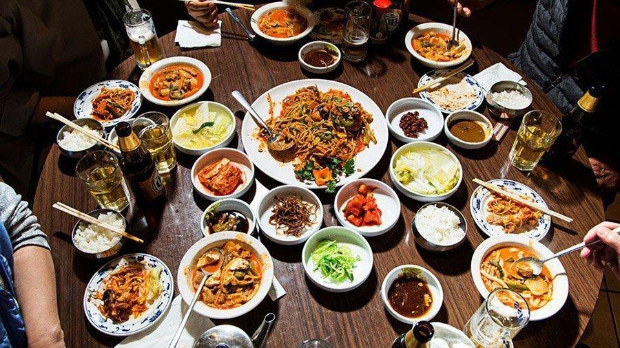 Korean food in New York City | @projectinspo