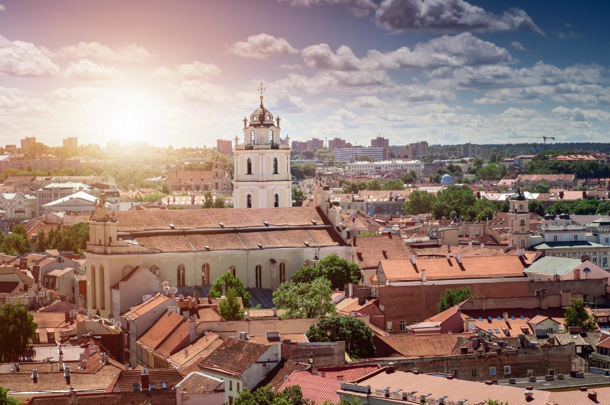 Vilnius, Lithuania | Travel | @projectinspo