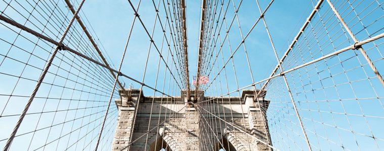 Brooklyn Bridge, New York | @PROJECTINSPO